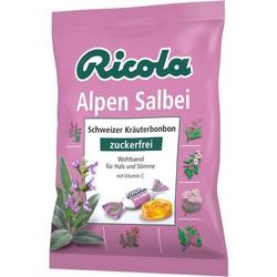 RICOLA o.Z.Beutel Salbei Alpen Salbei Bonbons 75 g