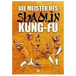 Die Meister des Shaolin Kung-Fu - DVD  Filme
