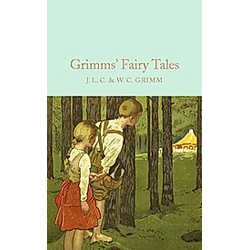 Grimms' Fairy Tales. Jacob Grimm  Wilhelm Grimm  - Buch