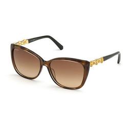 Swarovski Sonnenbrille SK0291 braun