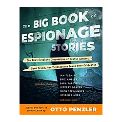 The Big Book of Espionage - Buch