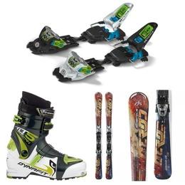 Ski-Ausrüstung