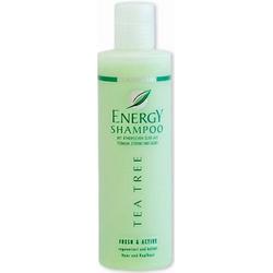 ELKADERM Haarshampoo Energy Tea Tree Shampoo, 1-tlg., belebende Pflege