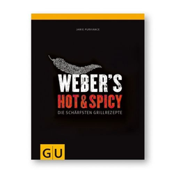 Weber´s Hot & Spicy Grillbuch