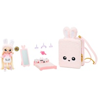 MGA Entertainment Na! Na! Na! Surprise Backpack Playset- Pink, Spielfigur
