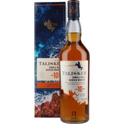 Talisker Malt Whisky 10 Jahre 45,8% 0,7 ltr.