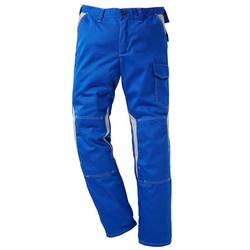 Kübler Arbeitshose mit Kniepolstertaschen blau 52