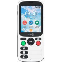 Doro 780X Senioren-Handy IP54, SOS Taste Schwarz, Weiß