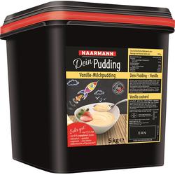Naarmann Dein Pudding Vanille laktosefrei 1.5 Prozent Fett 5000g