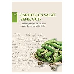 Sardellen Salat sehr gut - Buch
