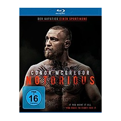 Conor McGregor OmU - DVD  Filme