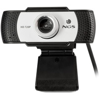 NGS Webcam NGS XPRESSCAM720 HD Schwarz