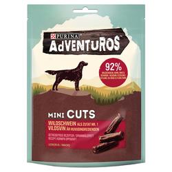 (3,27 EUR/100g) Purina Adventuros Mini Cuts Wildschwein 70 g
