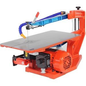 Hegner Dekupiersäge Multicut Quick (Säge elektrisch 400 – 1400 U/min; Durchgang: 56 cm; Höhe 6,5 cm) 02200000