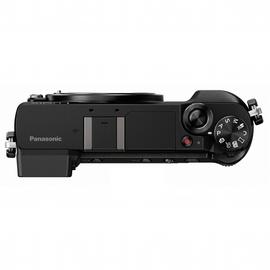 Panasonic Lumix DMC-GX80W schwarz + 12-32 mm OIS + 35-100mm OIS