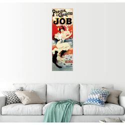 Posterlounge Wandbild, Job Zigarettenpapier 20 cm x 60 cm