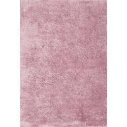 Veloursteppich Lucca (Pink; 160 x 230 cm)