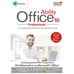 Avanquest Ability Office 10 Pro