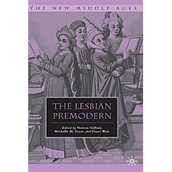 The Lesbian Premodern - Buch