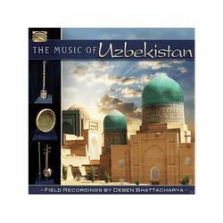 Deben Bhattacharya - The Music Of Uzbekistan (CD)