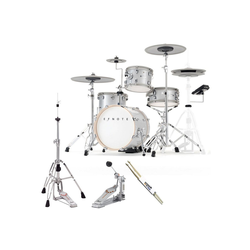 EFNOTE Elektrisches Schlagzeug EFNOTE 5 E-Drum Schlagzeug Set Bundle