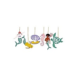 Papieranhänger, Mermaids