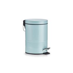 HTI-Living Kosmetikeimer Kosmetikeimer 3 Liter, Metall gr�n