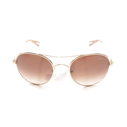 Lanvin Damen Sonnenbrille gold, Größe One Size, 5057883