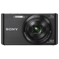Sony Cyber-shot DSC-W830 schwarz