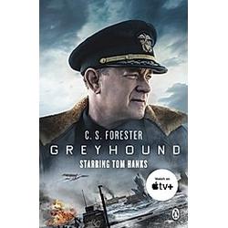 Greyhound  Film tie-in. C. S. Forester  - Buch