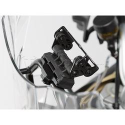 Navi-Halter mit QUICK-LOCK Funktion Rohre mit 16mm
