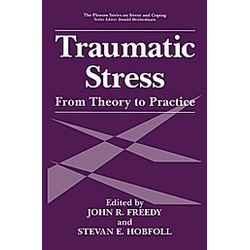 Traumatic Stress. John R. Freedy  - Buch