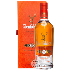 Glenfiddich 21 Years Single Malt Scotch Whisky