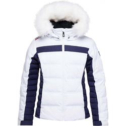 Rossignol Girl Hiver Polydown Jacket white (100) 14