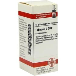 TABACUM C 200 Globuli 10 g