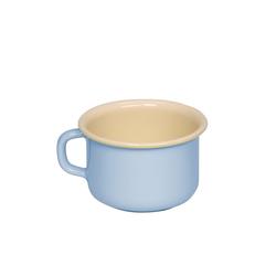Riess Kochtopf Kaffeeschale Classic Color, Premium-Email, (1-tlg), Empfohlen bei Nickelallergie
