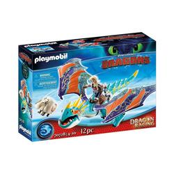 Playmobil® Spielwelt PLAYMOBIL® 70728 - DreamWorks Dragons - Dragon Racing - Astrid und Sturmpfeil