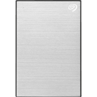 Seagate One Touch HDD 4 TB USB 3.0 silber