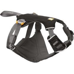 Ruffwear Load Up? Harness Autogeschirr für Hunde, M, Brust: 69.0 ? 81.0 cm - Obsidian Black