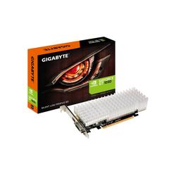 Gigabyte GeForce GT 1030 Silent LP 2G Grafikkarte (2 GB)