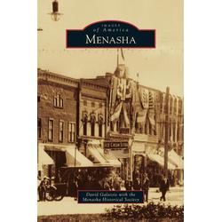 Menasha als Buch von David Galassie