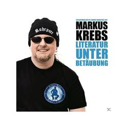 Markus Krebs - Literatur unter Betäubung (CD)