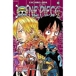 Ruffy vs. Sanji / One Piece Bd.84. Eiichiro Oda  - Buch