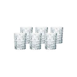 Nachtmann Whiskyglas Bossa Nova Whiskygläser 6er Set, Glas