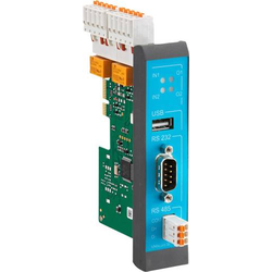 Insys MRcard SI Modularer LAN-Router RS 232, RS 485