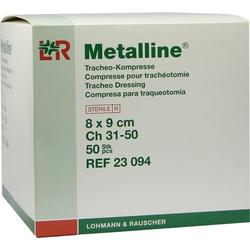 METALLINE TRACHEO 8X9