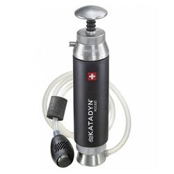 Katadyn Wasserfilter Pocket - Wasserfilter - schwarz/silber