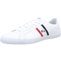 Lacoste Lerond TRI 1 white/navy/red 41