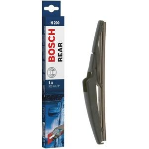 Bosch Scheibenwischer Rear H200, Länge: 200mm – Scheibenwischer für Heckscheibe