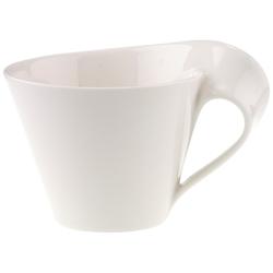 Villeroy & Boch NewWave Caffe Kaffeetasse Weiß 400ml